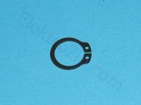 Наружное стопорное кольцо, d16.