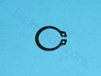 Наружное стопорное кольцо, d17.