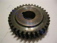 Шестерня для электропилы дисковой Stern (Штерн) 205W; d10, D35.5, z34 лево