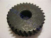 Шестерня для электропилы дисковой Инкар; d12, D44, h13, z31 лево, на горячо