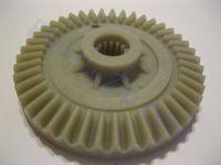 Пластиковая шестерня для электропилы Темп, Ритм, Тула, Craft, WinTech (Винтеч), Falantech, 2000 вт; прямо