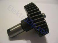 Шестерня для электропилы дисковой Фиолент ПД 370, блочок; d12, D43, z41 право