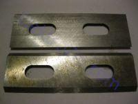 Широкий нож для рубанка Rebir (Ребир), 75мм.