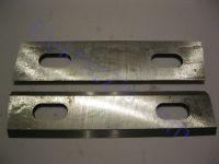 Широкие ножи (пара) для рубанка Rebir (Ребир), 100мм