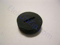 Заглушка (круглая крышка щеткодержателя); d15, h5