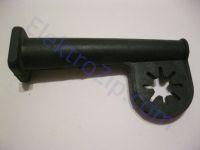 Большой, резиновый наконечник с держателем ключа на шнур дрели