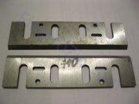 Широкие ножи (пара) для рубанка DWT (ДВТ) HB1010