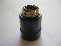 Круглый щеткодержатель для щетки 7х11, D24, d18 для Карась 180/230