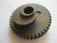 Шестерня (колесо-эксцентрик) D45, d9, z41 право для лобзика GMT 650w
