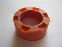Оранжевый амортизатор на нижний подшипник 607/626 для болгарки Bosch (Бош) 2-22, 2-24