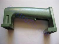 Железная ручка на отбойный молоток