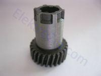 Ответная шестерня для перфоратора прямого Bosch (Бош) 2-24 (5-ти зубый); d23, Z21, право