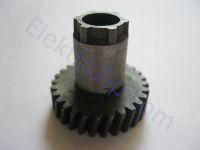Ответная шестерня Z28, право  для перфоратора прямого Bosch (Бош) 2-24 (6-ти зубый)