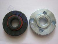 Гайки (верхняя + нижняя) с резиновым кольцом для болгарки Bosch (Бош)