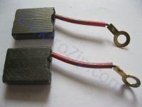 Угольные щетки для болгарки; 5.5х16, поводок, ухо (материал А)