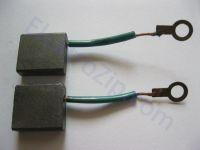 Угольные щетки для болгарки; 6х15х16, поводок, ухо (материал А)