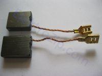 Угольные щетки для болгарки Bosch (Бош) 230; 6х16, поводок, разъем (материал А)