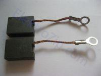 Угольные щетки для болгарки 230; 8х15, поводок, ухо (материал А)