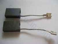 Угольные щетки для болгарки Sparky (Спарки) 230; 8х16, поводок, разъем (материал А)