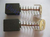 Угольные щетки для болгарки Craft (Крафт) 230 2500Вт; 9.5х14, пружина, ус (материал А)