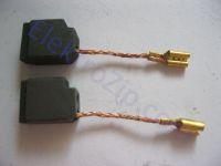 Угольные щетки для болгарки DeWalt (Девольт); 6х10, поводок , разъем, автостоп (материал В)