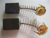 Угольные щетки для болгарки DWT (ДВТ); 6х11, пружина, ус (материал А)