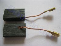 Угольные щетки для болгарки Bosch (Бош), Фиолент; 5х10х16, поводок, разъем (материал В)