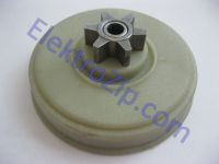 Пластиковая шестерня для электропилы (чашка); D97, d 9