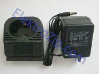 Трехчасовое, двухконтактное зарядное устройство 14.4V для шуруповерта