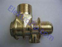 Большой обратный клапан для компрессора