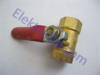 Шариковый клапан для компрессора, резьба внутренняя-резьба внутренняя