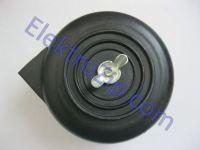 Средний, пластиковый воздушный фильтр с большим диаметром для компрессора, резьба 1/2