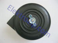 Средний, пластиковый воздушный фильтр с маленьким диаметром для компрессора, резьба 3/8 дюйма