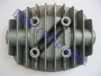 Прямая головка цилиндра с перемычками, для компрессора