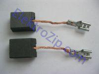 Угольные щетки для болгарки; 7х11, поводок, разъем (материал В)