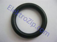 Большое, черное резиновое кольцо 25x18х3.5 RH26A