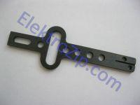 Черный шток с дырками для лобзика DWT (ДВТ)