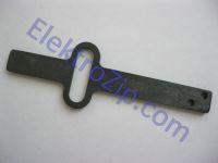 Черный шток без дырок для лобзика DWT (ДВТ)