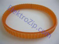 Силиконовый, ручейковый ремень, длина по внешнему диаметру 245, R-4  1900