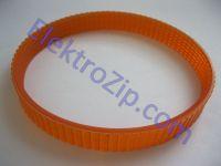 Силиконовый, ручейковый ремень, длина по внешнему диаметру 355, R-5