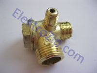 Обратный клапан (резьба наружная) для компрессора STURM AC9316X/165X