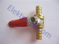 Шариковый клапан для компрессора, штуцер-штуцер