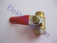 Шариковый клапан для компрессора, резьба внутренняя-резьба наружная