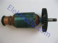 Якорь для рубанка DWT (ДВТ) BS 650Вт; Lобщ.136, Lпос.115, Dжел.38