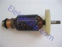 Якорь для рубанка DWT (ДВТ) BS 750Вт; Lобщ.138, Lпос.117, Dжел.38