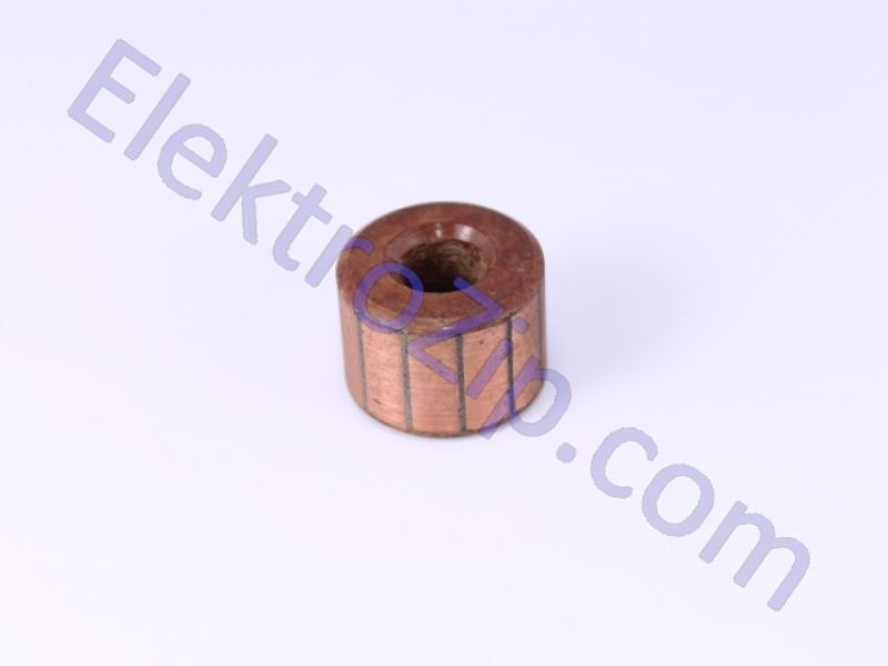 Шлицевой коллектор 12х8х20, h10