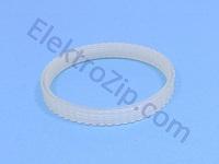 Силиконовый, ручейковый ремень, длина по внешнему диаметру 220, R-4