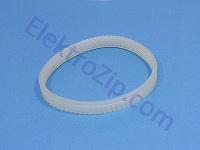 Силиконовый, ручейковый ремень, длина по внешнему диаметру 305, R-5