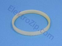 Силиконовый, ручейковый ремень, длина по внешнему диаметру 315, R-5