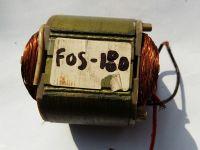 Статор для виброшлифовалки Ferm (Ферм) FOS 180; Dвн.40, 59x65, L46, диагональ 68